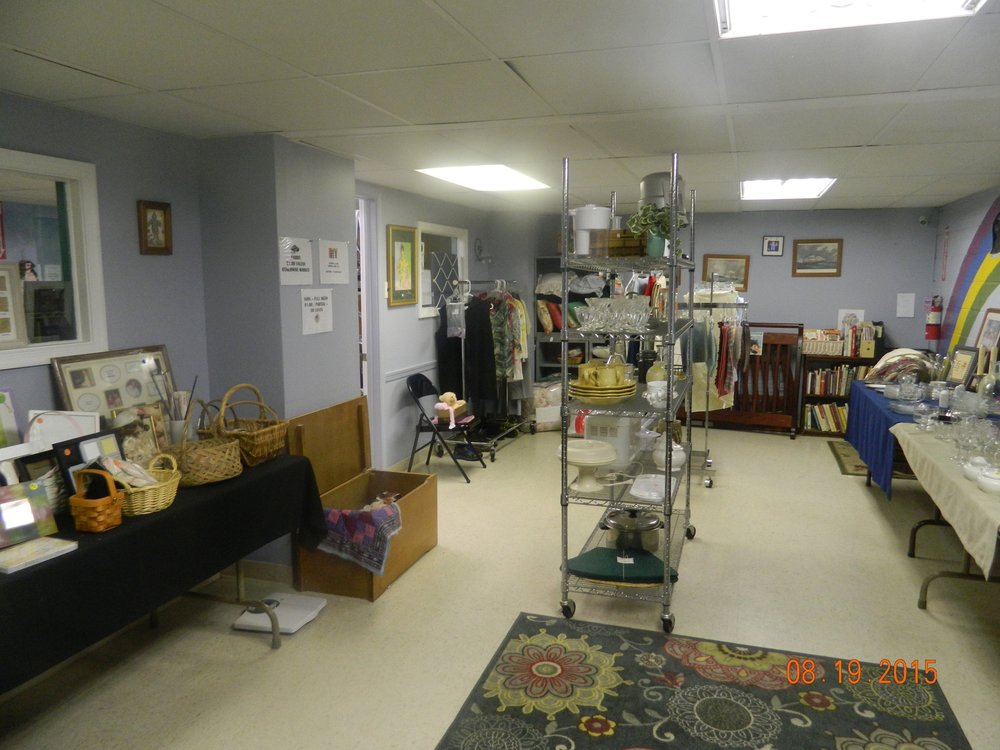 Grace's Thrift Shop