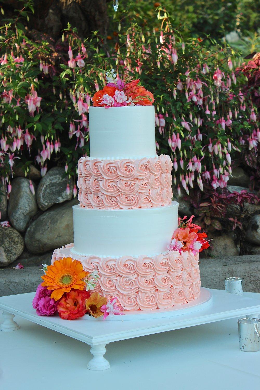 SQUARE WHITE CAKE STAND - $25-$35