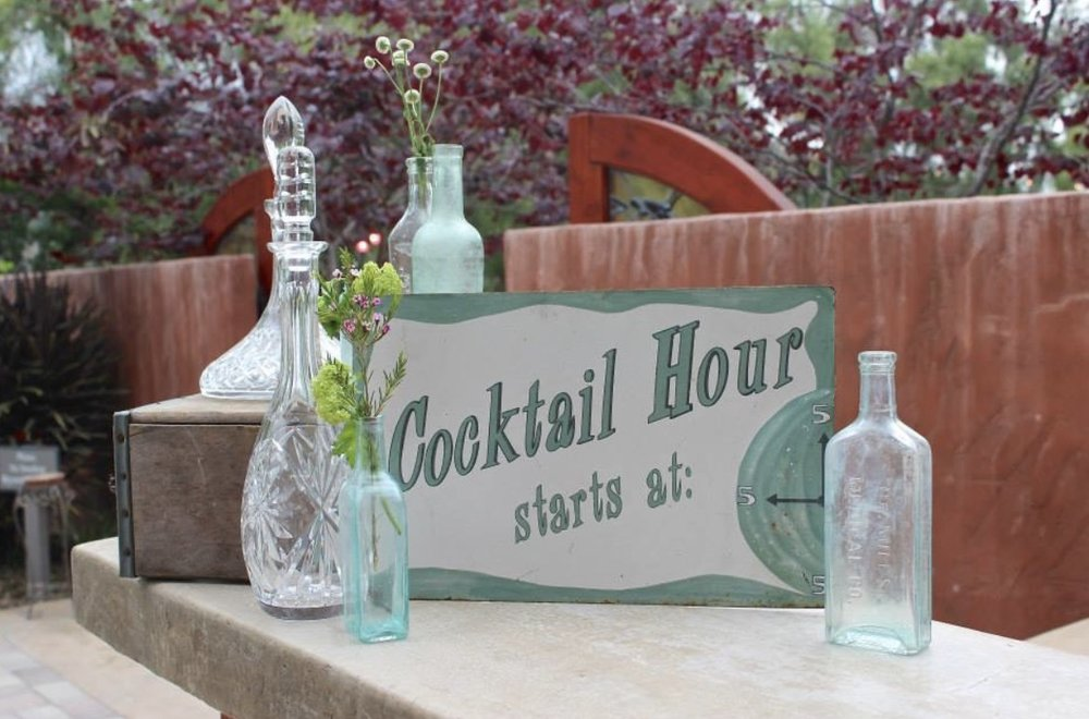 COCKTAIL SIGN - $10