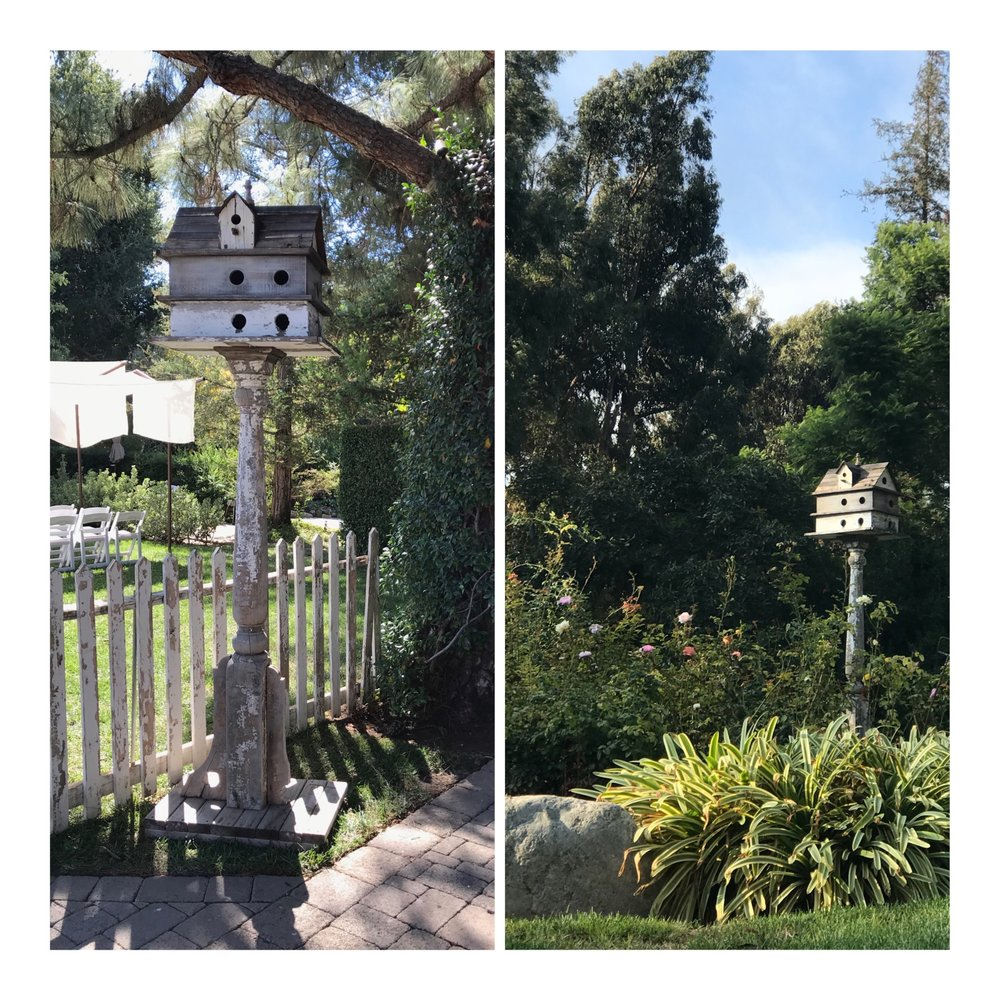 THE MARTIN BIRDHOUSE - $75.00