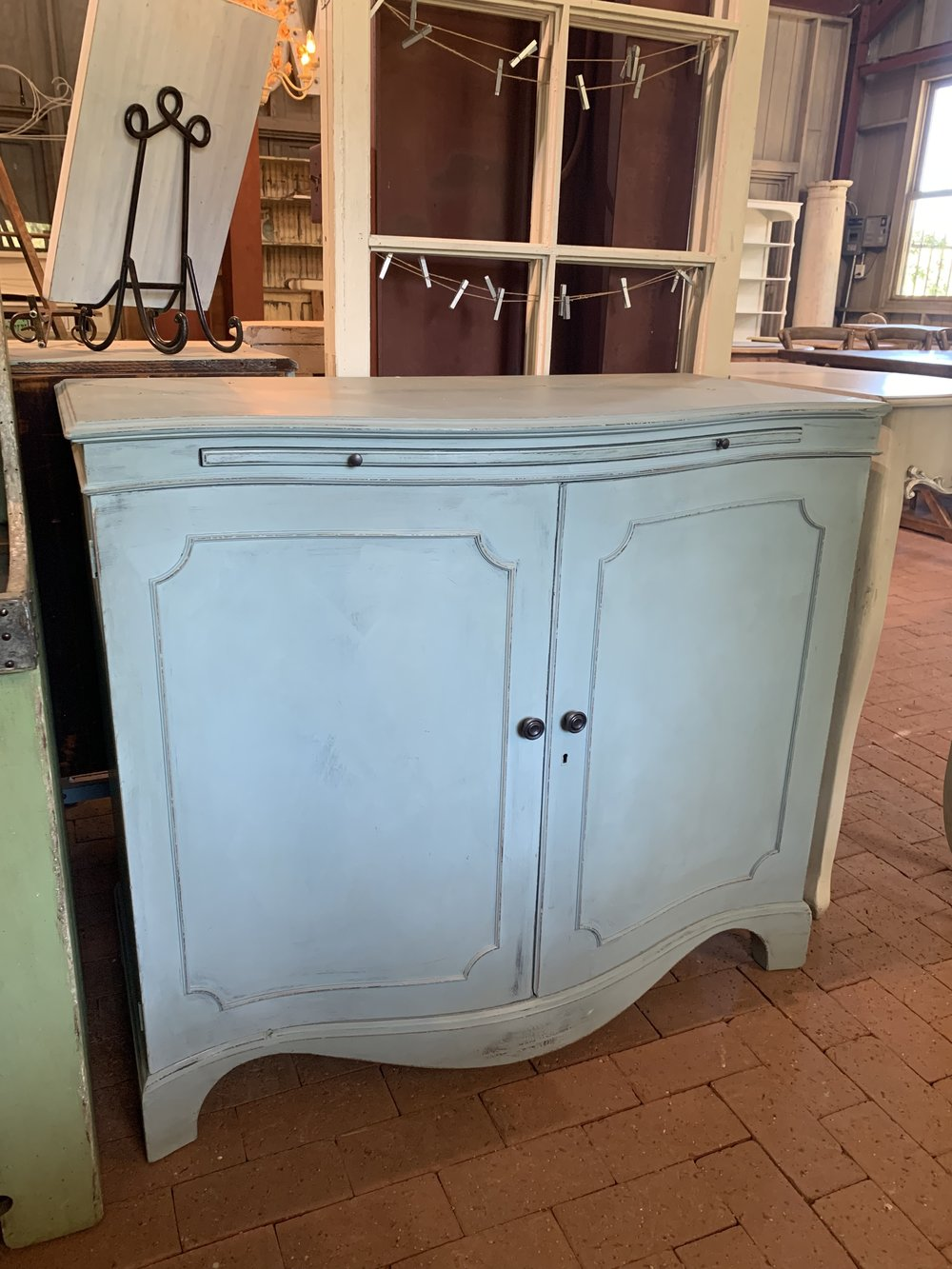 BLUE CUPBOARD - $100