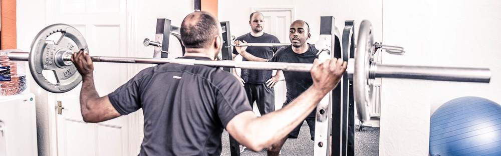 Book your Personal Training session today!