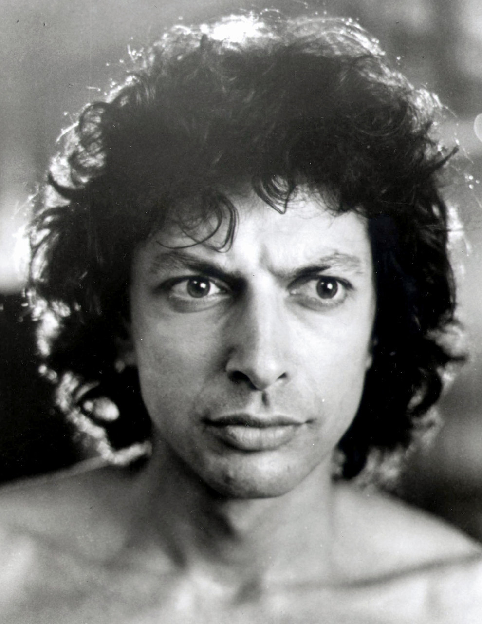 young Jeff Goldblum