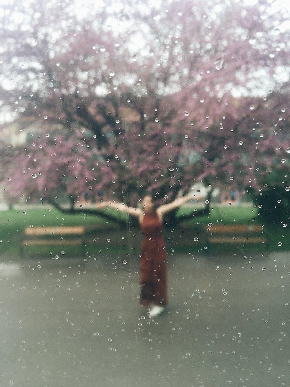 singing in the rain, i´m singing in the rain..