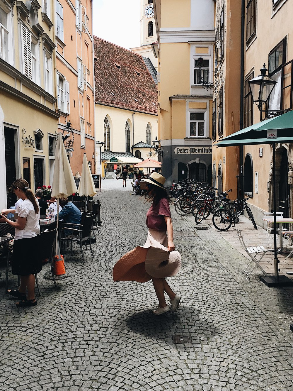 in Graz
