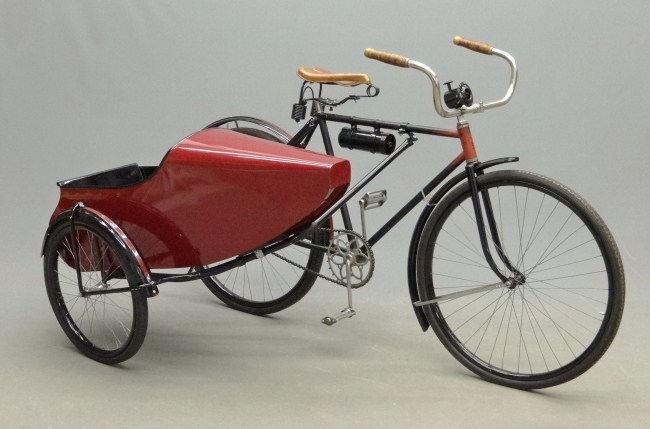 Ever Seen a Bike With A Sidecar? You Have Now  — Cabrio Taxi Pedicabs