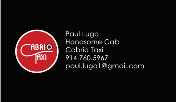 Cabrio Business Card
