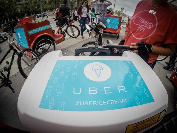 Uber Cooler