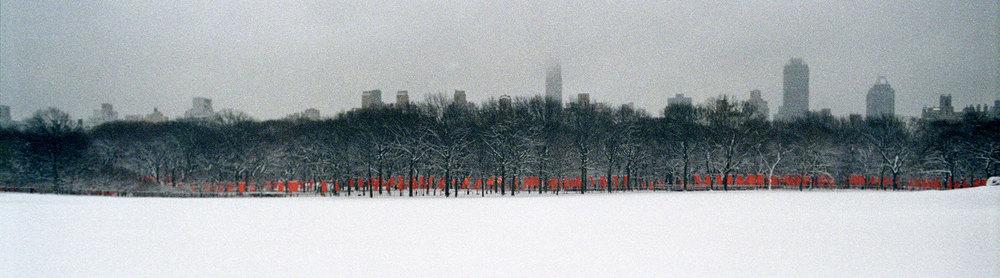 Christo's Gates, Central Park