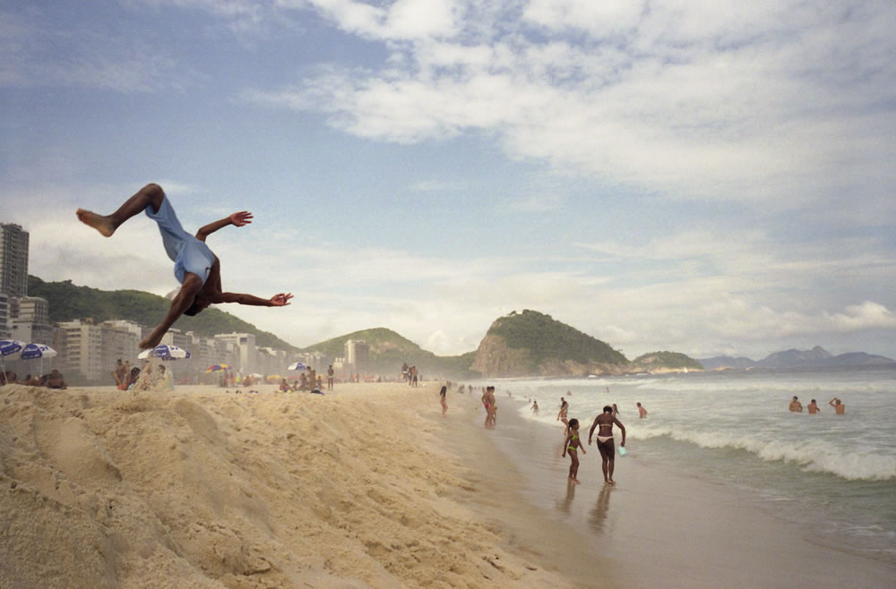 Sidelines: Rio's Carnaval