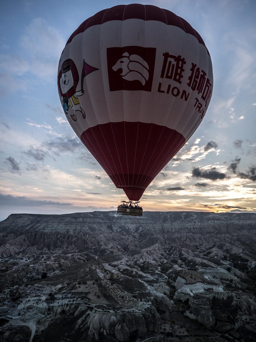 Balloon Ride Cappadocia 02