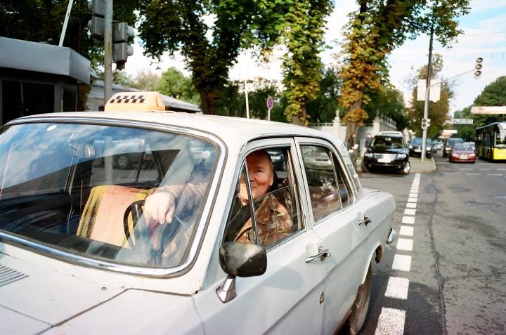 Taxi Driver Kiev
