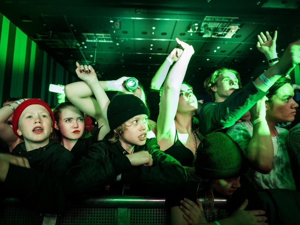 Last Seen: Sónar Music Festival, Reykjavik 2015