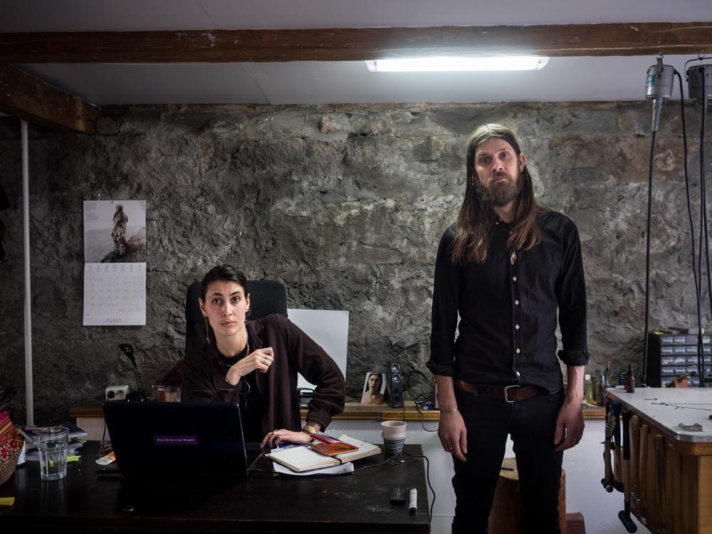 Orri Finn Design—Orri Finnbogason and Helga Gvuðrún Friðriksdóttir