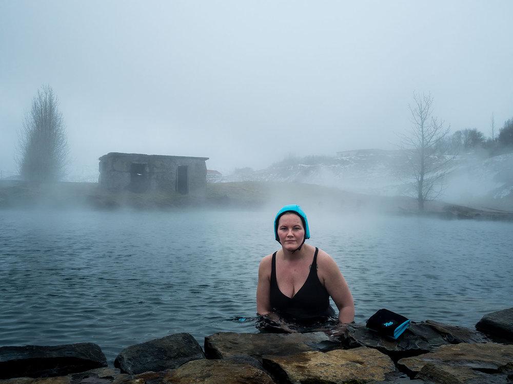 Þórunn Jónsdóttir - w Unnar´s Float.is