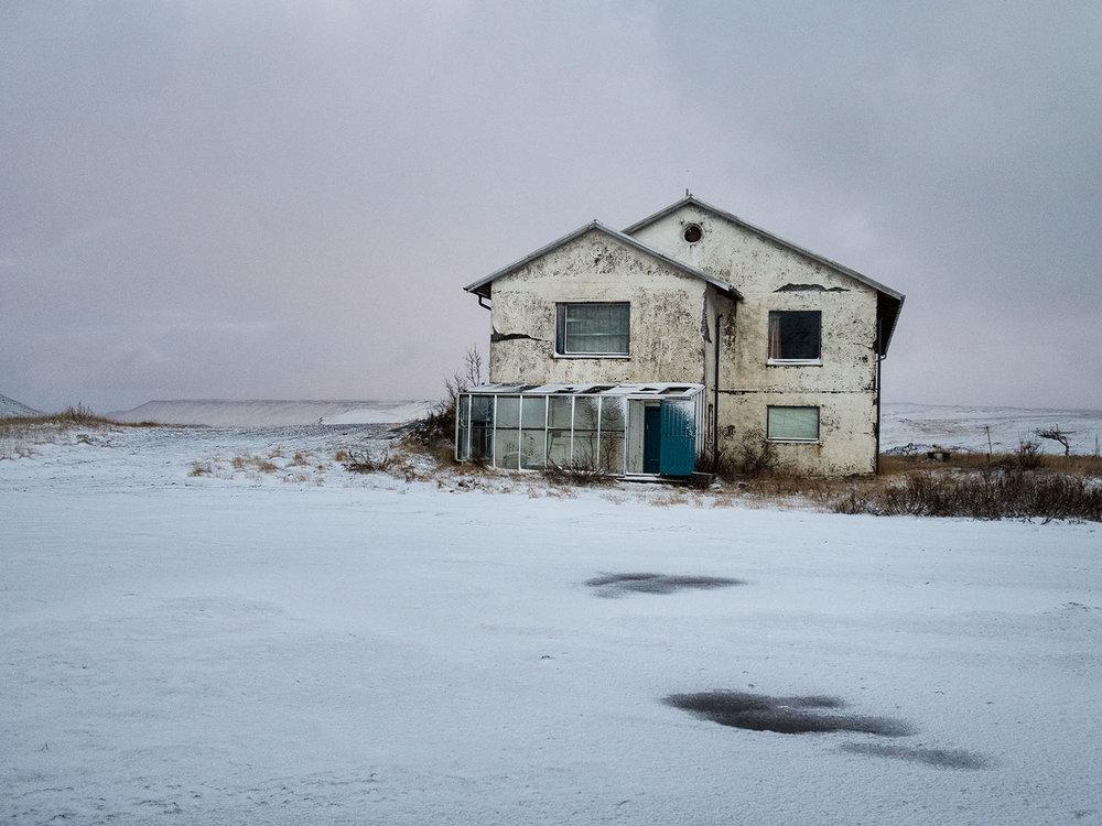 Kryusuvík Rehabilitation Center Outbuilding