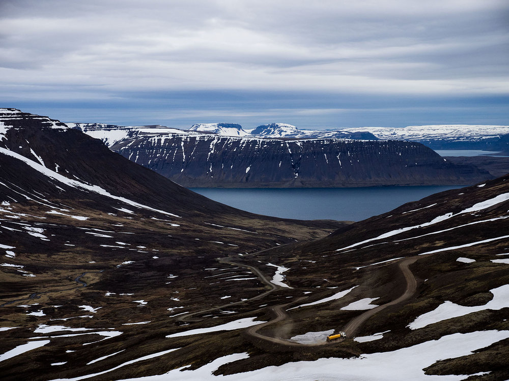 Westfjörds, Iceland
