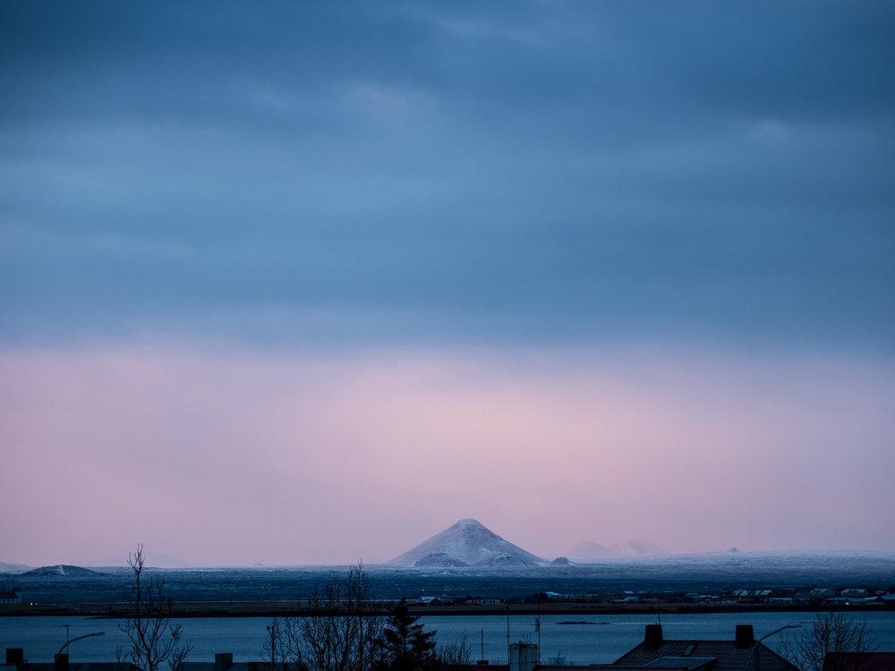 Mt. Keilir, Iceland