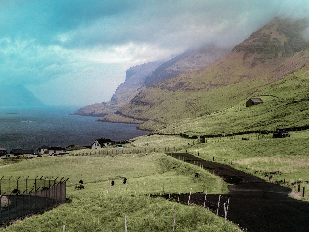 Sørvágar, Faroe Islands