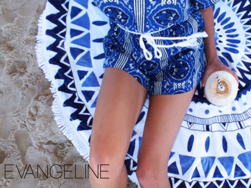 Evangeline Introducing Evangeline! Brisbane based designer Zoe Evangeline Rathgeber launched her label in 2015 after completely her Advanced Diploma of Fashion Design and Technology and is currently studying a Bachelor of Fashion Design. Inspired by fabrics, textures, art and dance, Evangeline's designs are easy to wear and feature timeless silhouettes. Visit the website.