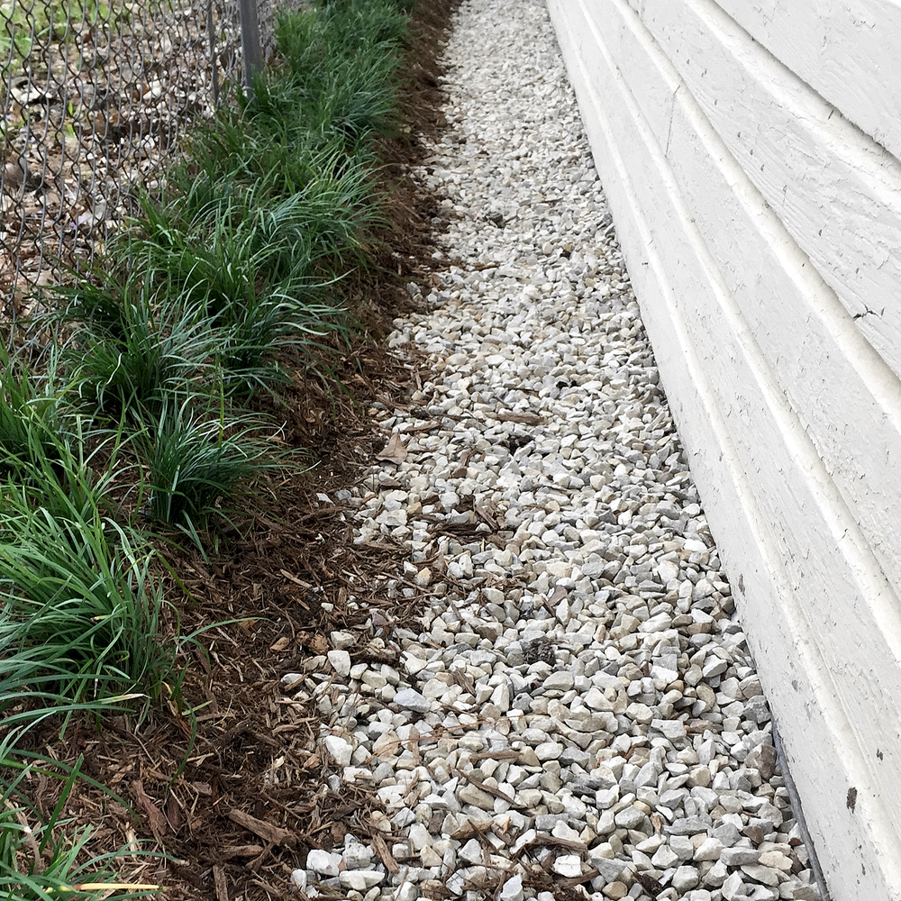 Image Result For Drainage Pipe Under Driveway