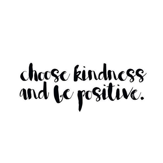 Today's centering thought 😌♥️ via @mija_mija #kindnessmatters #positivevibes #weekendvibes #mood