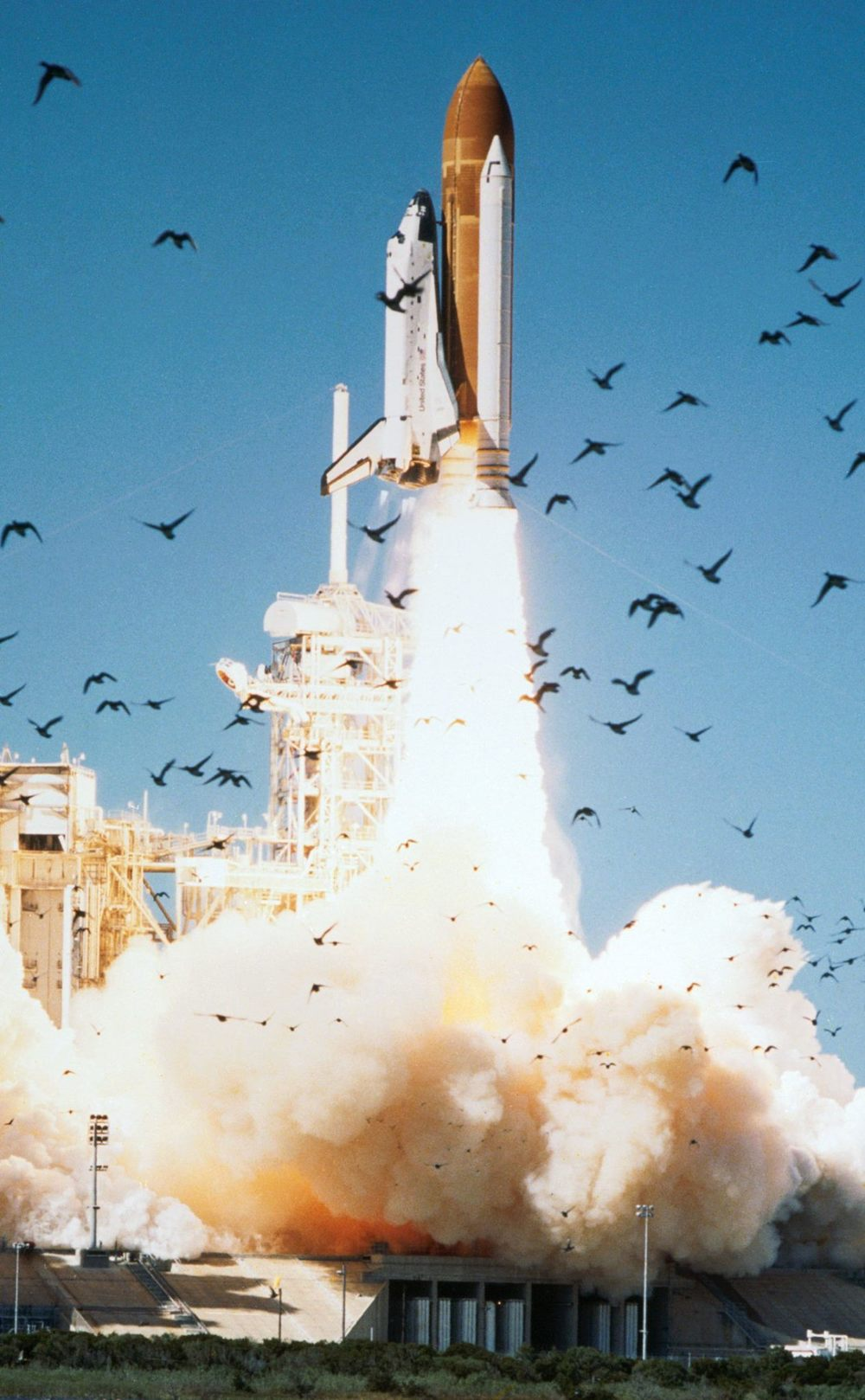 A Visual History of NASA's Space Shuttle Program Part 1