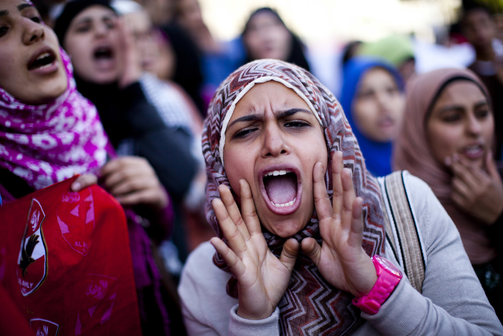 Violence and Sexual Harassment  Plague Egyptian Women