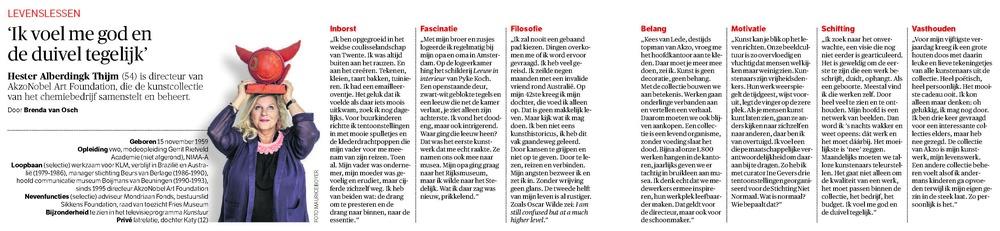 NRC Handelsblad - 19 juli 2014