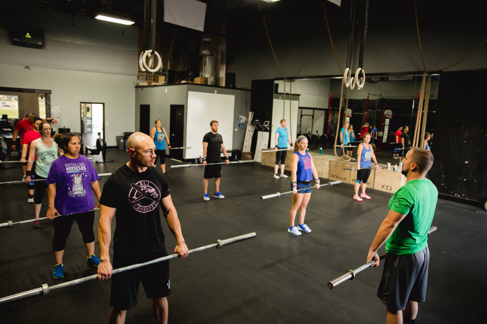 Kci Crossfit Kci Crossfit To Host A Usaw Level 1 Coaching