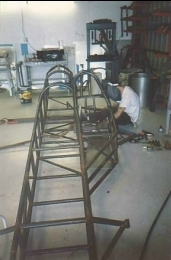 Image 2 - Chassis roll cage tubes