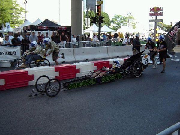 2nd race.