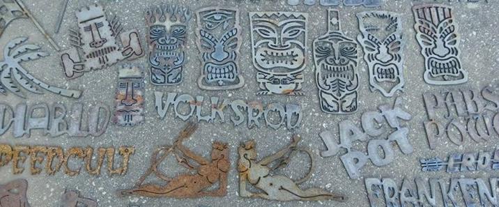 tiki-metal-cutouts