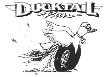 ducktail run