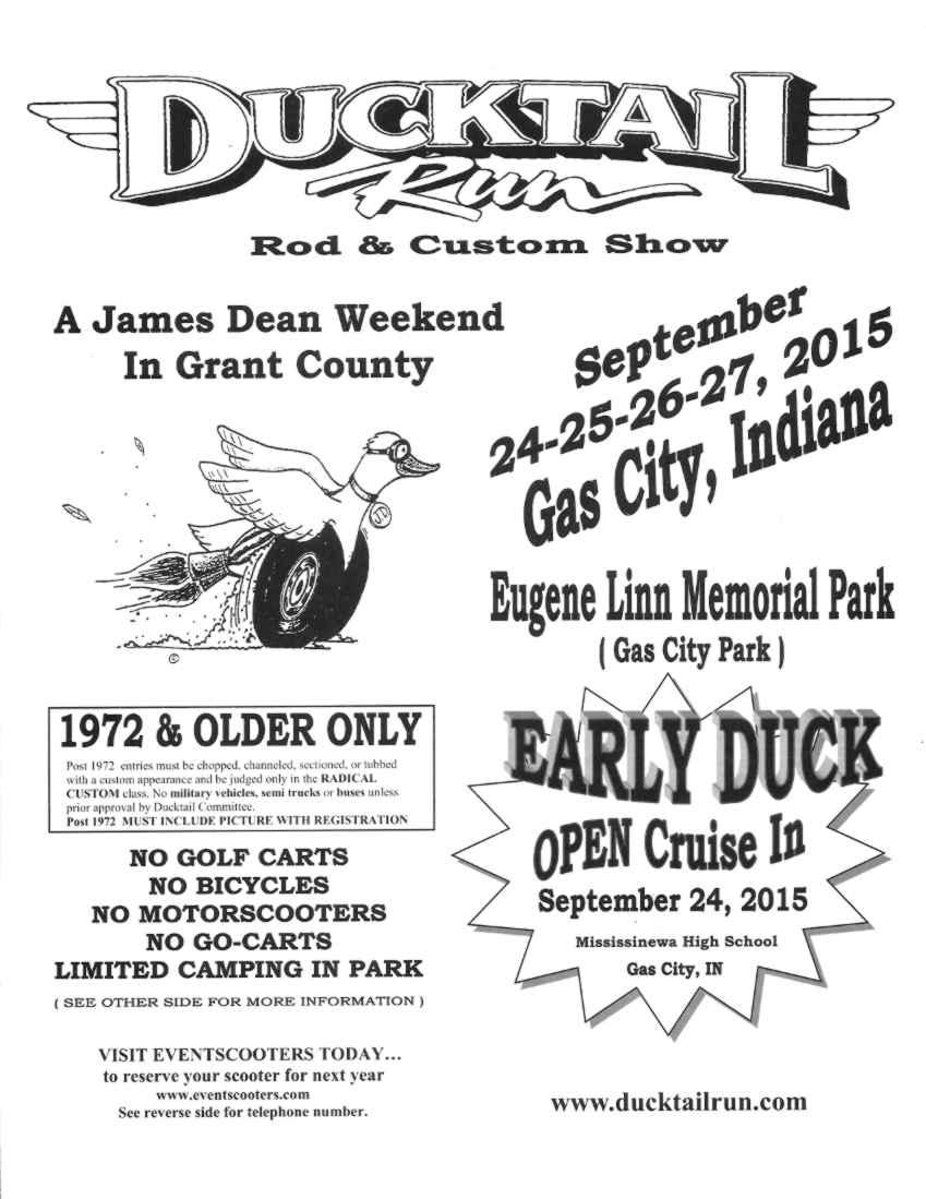 ducktail run flyer 2015