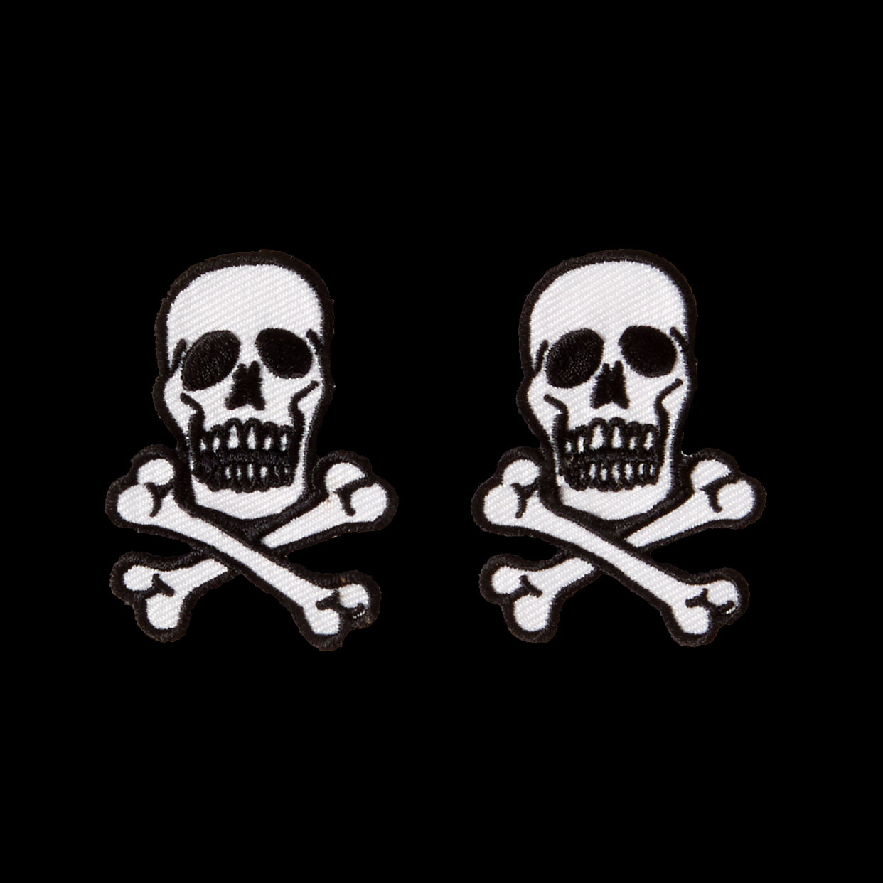 Skull And Bones Pair Patch Speedcult