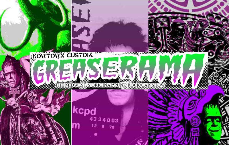 greaserama 2016