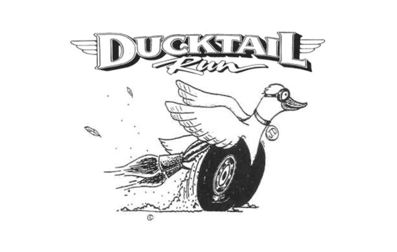ducktail run image