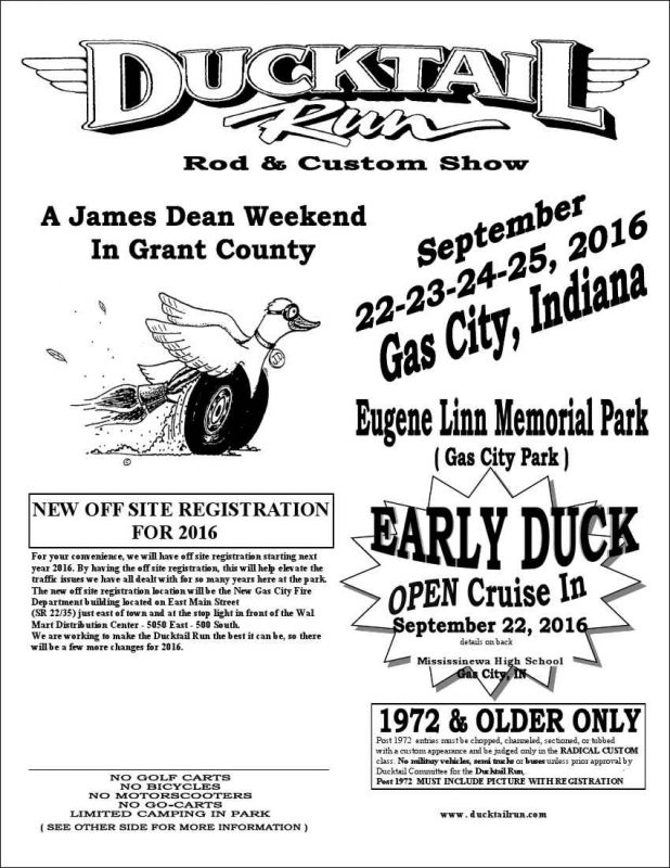ducktail run flyer 2016