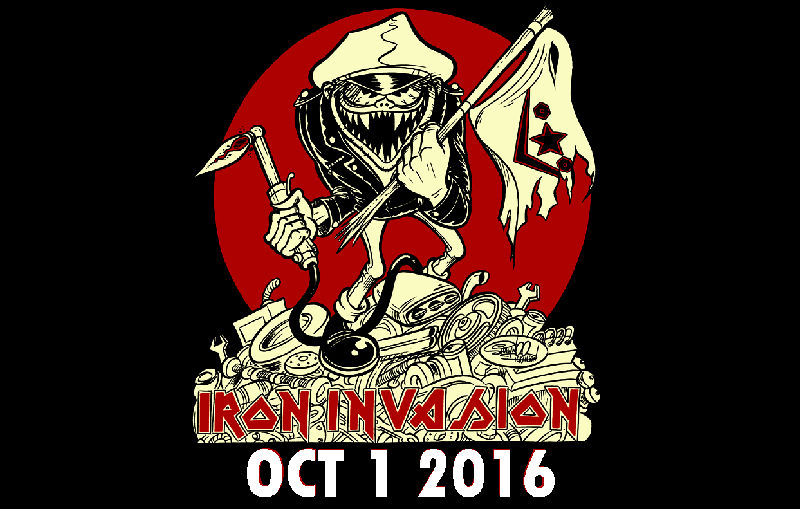 iron invasion 2016