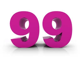 My favorite number is 99!