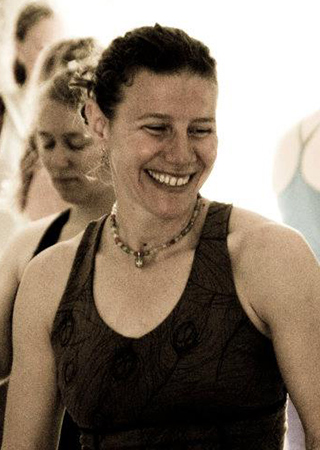 Kate Towell, instructor - Yoga in the Center
