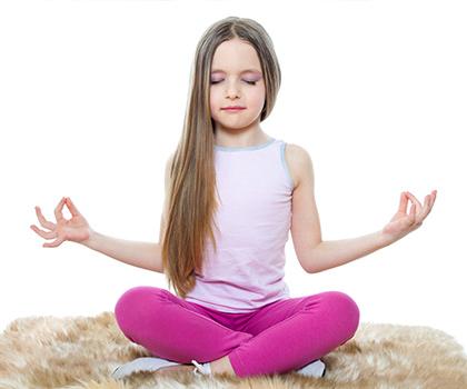 Image result for tween yoga