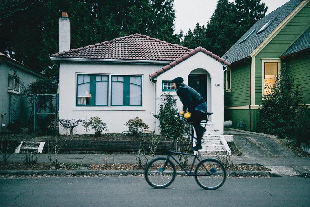 Portland-hipster