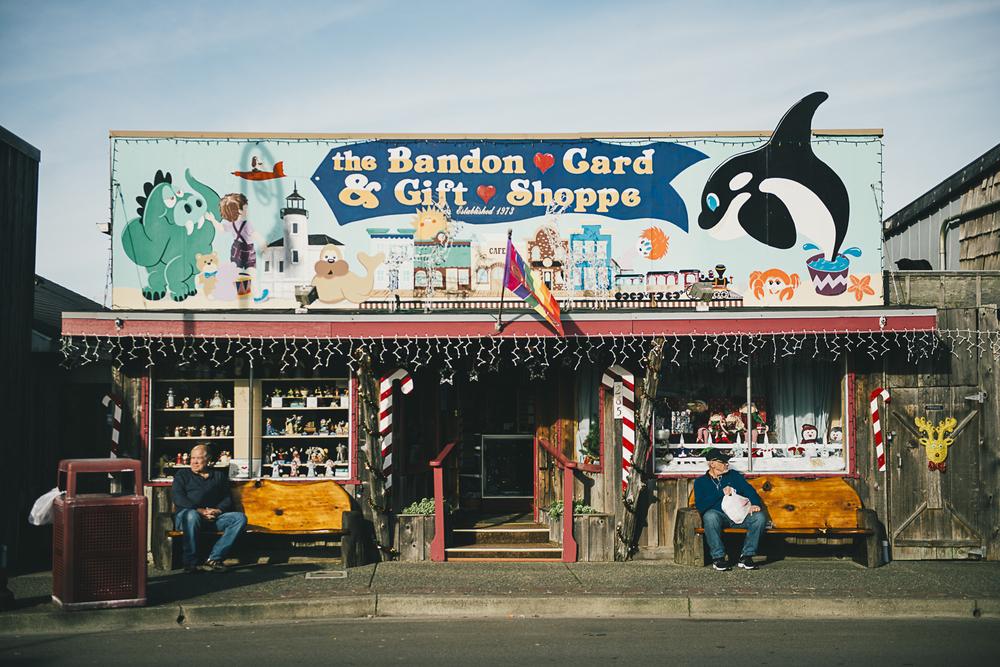 Bandon-Oregon