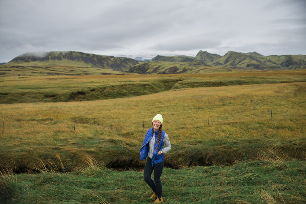 Exploring the untouched beauty of Iceland
