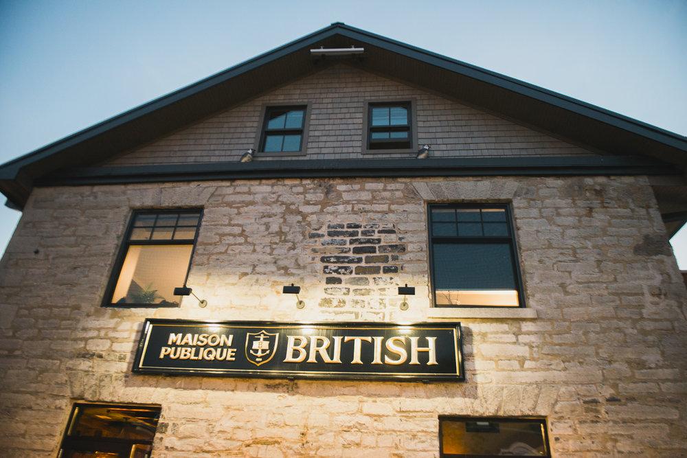 Hotel Le British