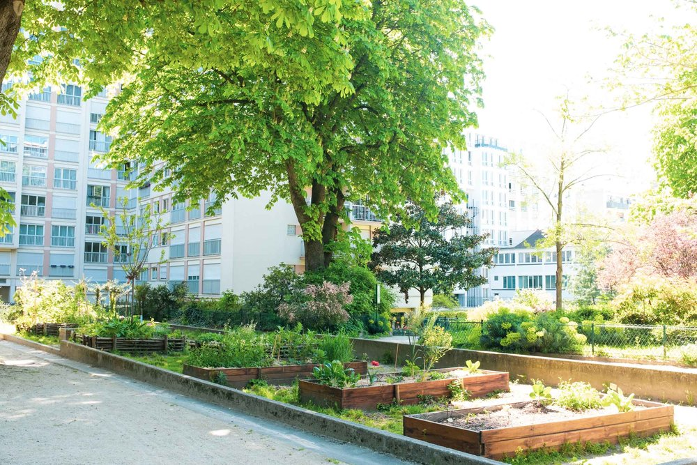 Jardin Marcotte