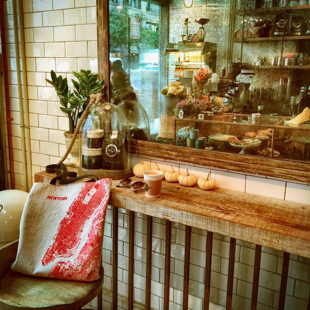 #AlittleTasteCafe #CoffeeCulture #Coffee #NYC #ByRaha