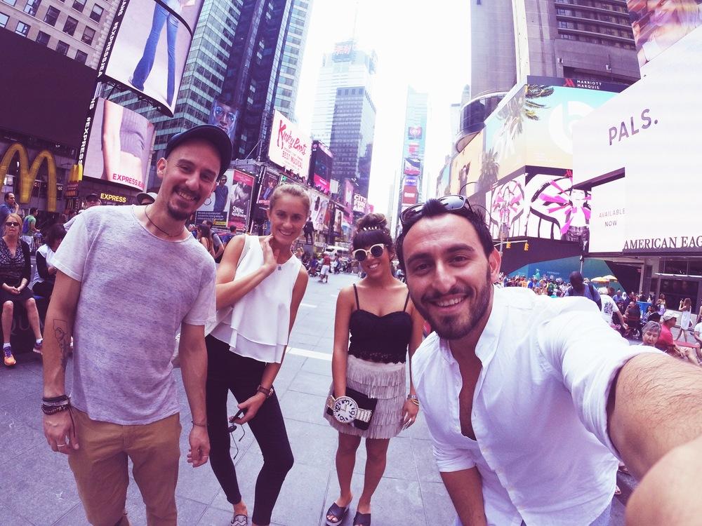 #Timesquare #NYC #Byraha